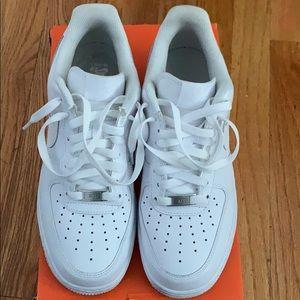 Nike Air Force 1s 9.5